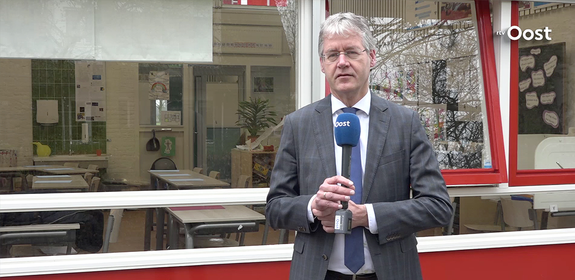 Brief aan Minister Slob